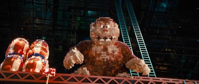 «Пиксели»: воплощенная мечта старого геймера