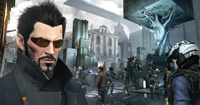 Всё, что нужно знать о Deus Ex: Mankind Divided перед релизом