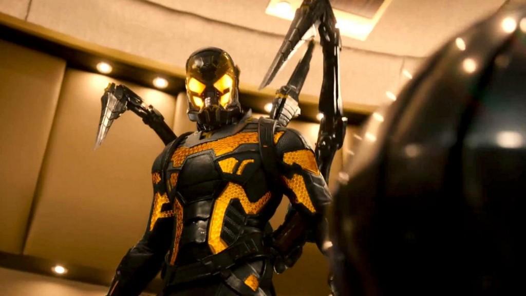 «Человек-муравей»: чего мы тут не видели?