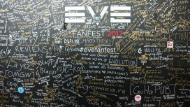 «Фанфест-2017»: что сейчас происходит на фестивале для поклонников EVE Online. Репортаж