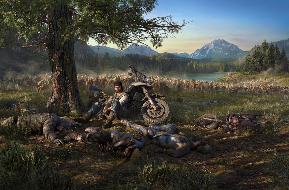 Обзор Days Gone. Жизнь после The Last of Us