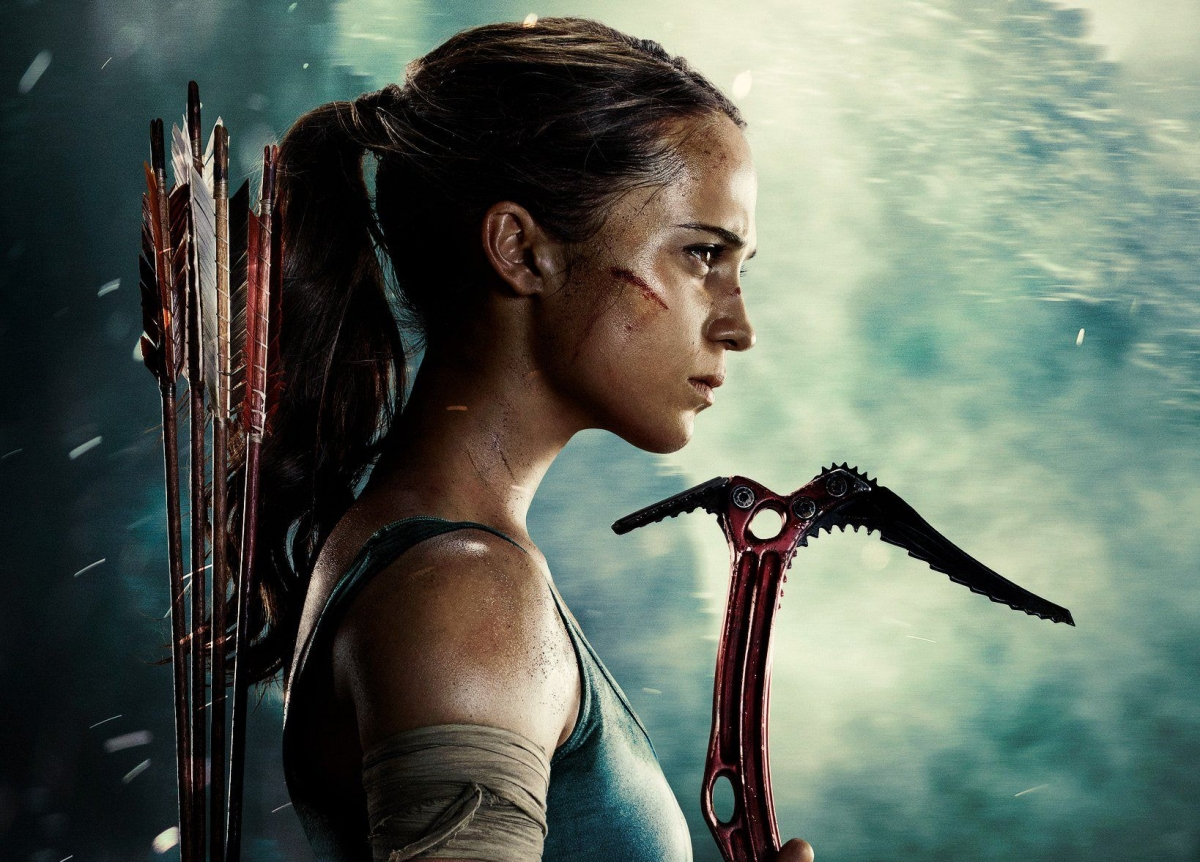«Tomb Raider: Лара Крофт». Без намёка на объективацию