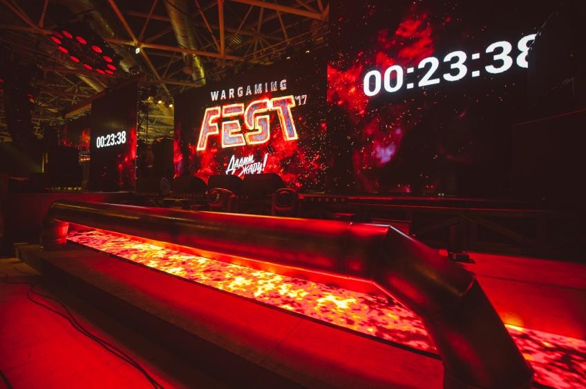 Фестиваль WG Fest 2017: Total War: Arena, «Калибр» и серия World of