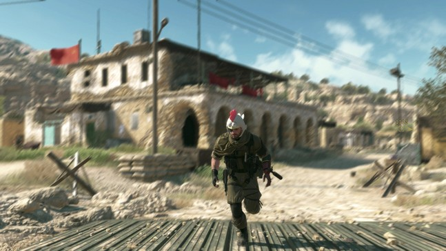 Игра года: четвертое место — Metal Gear Solid 5: The Phantom Pain