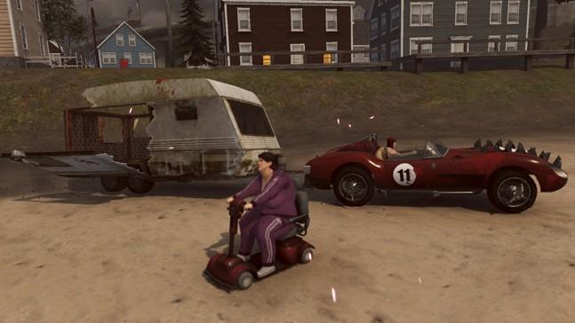 Всё еще игрушечные труповозки. Обзор Carmageddon: Max Damage