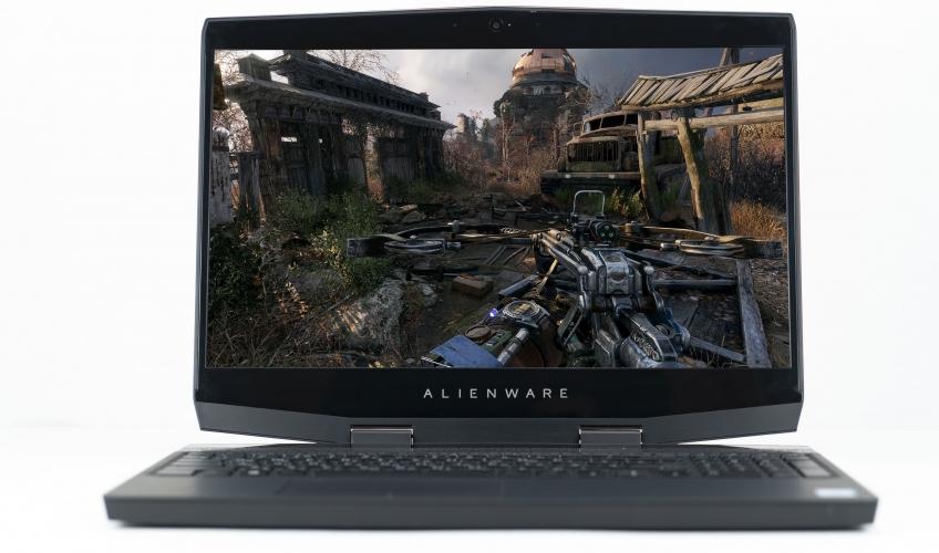 Тест ноутбука Alienware M15. Я — легенда!