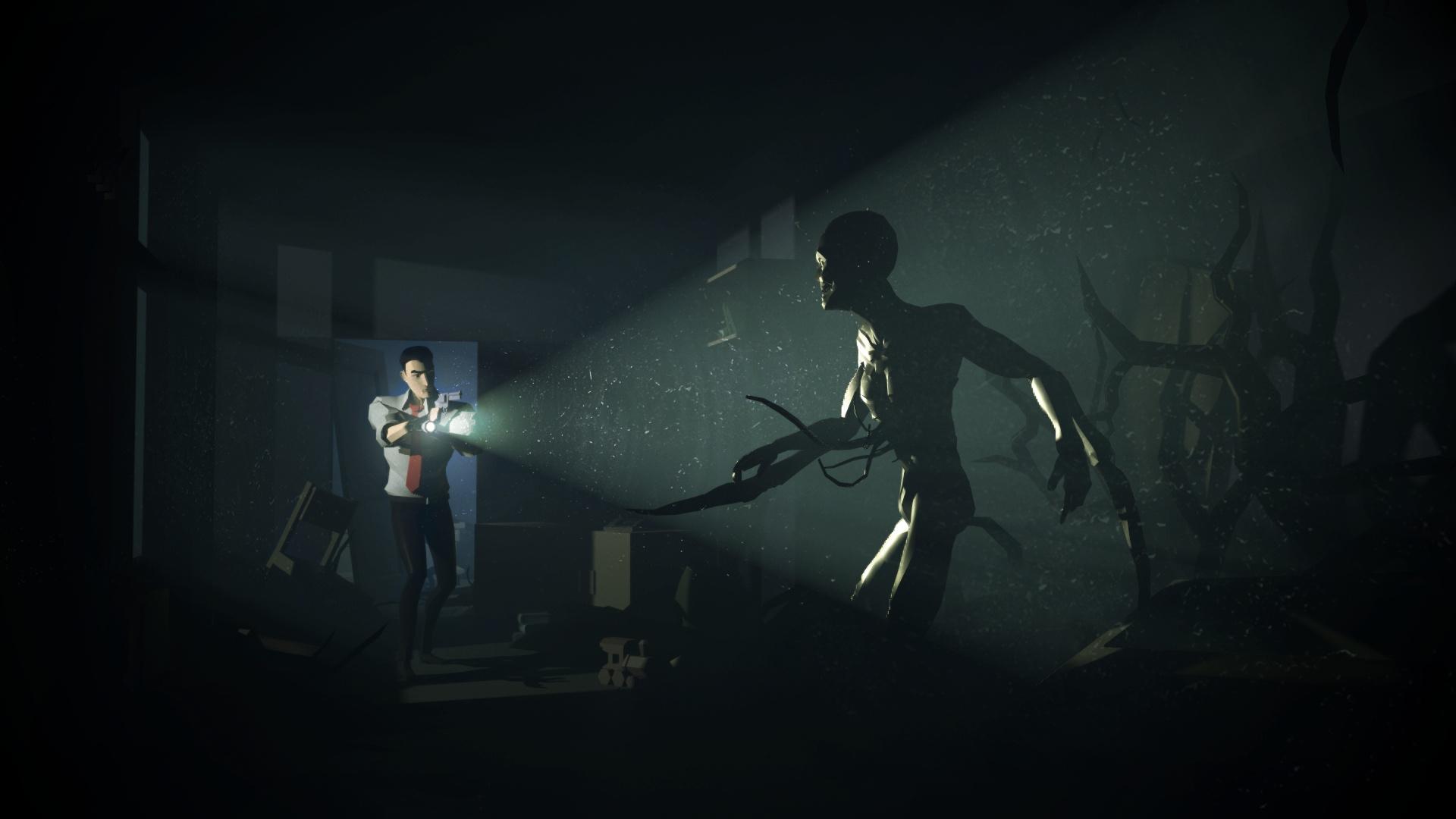 Превью Skyhill: Black Mist. Хоррор-выживалка в духе Resident Evil ...