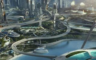 «Земля будущего»: ретрофутуристическое завтра