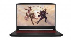 Обзор игрового ноутбука MSI GF66 Katana: RTX 3070 на 80 Вт