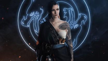 Косплей недели: «Ведьмак», Skyrim, Overwatch