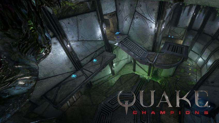 Превью Quake Champions на QuakeCon 2017. Легенды не умирают