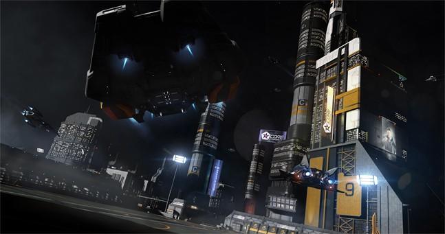 Создатель Elite: Dangerous — о рождении галактик и о будущем игры
