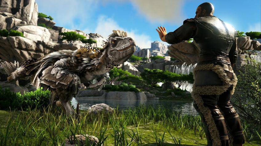 Гайд: Как приручить динозавра в ARK: Survival Evolved