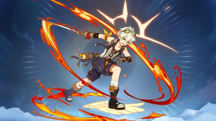 Гайд: Genshin Impact — Беннет. Лучшие билды, оружие, артефакты