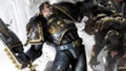 Недоношенный ребенок войны. Warhammer 40 000: Space Marine