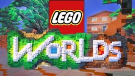 Обзор LEGO Worlds. Земля в кубе