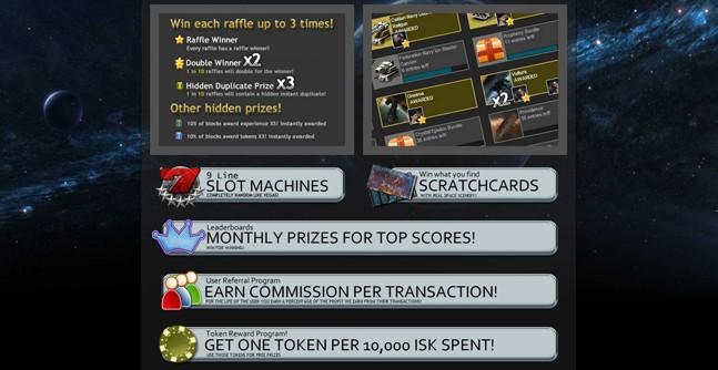 Война в EVE Online: казино против пчел