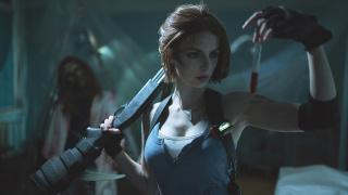 Косплей недели: Resident Evil3, Genshin Impact, Overwatch, «Гарри Поттер»