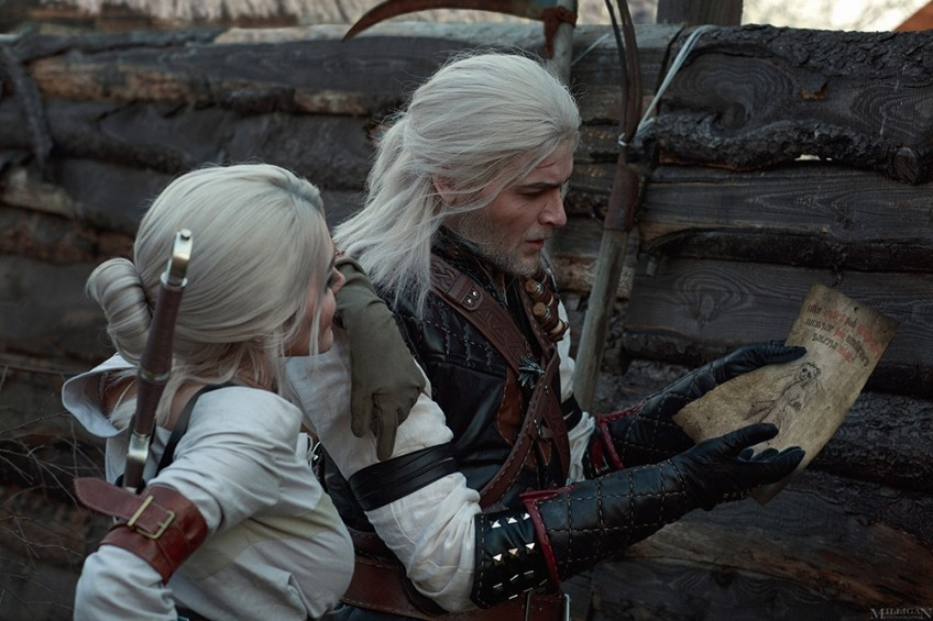 Косплей недели: The Witcher 3, The Legend of Zelda, Final Fantasy XIV, LoL