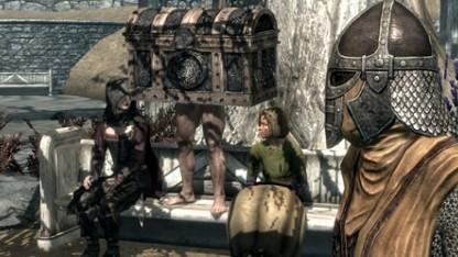 Развлекательный канал: эпические баги в видеоиграх. Часть2