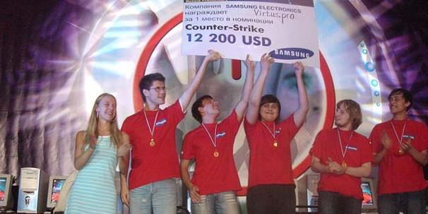 Краткая история WCG  Часть I: 2001—2006 годы