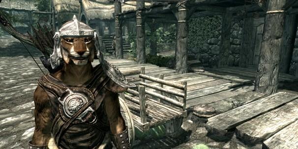 The Elder Scrolls V: Skyrim. Расы