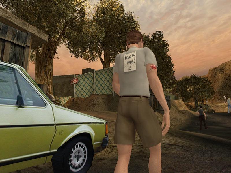 Ретро-обзор. Postal 2 (2003)