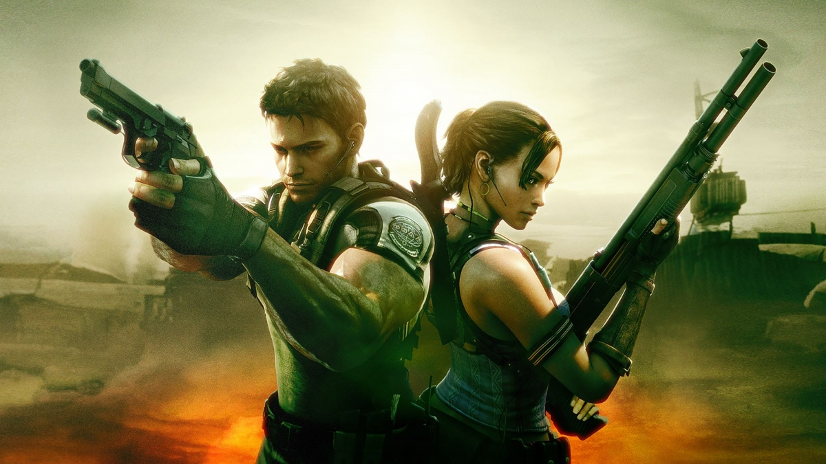 Во что мы играли5, 10,15 и 20 лет назад: MGSV: Ground Zeroes, Resident Evil5, Far Cry, Baldur's Gate