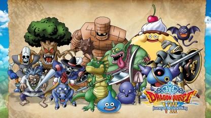 Старая сказка о главном. Обзор Dragon Quest VIII: Journey of the Cursed King