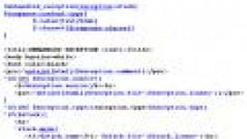 Parser. Язык веб-программирования от 'Студии Артемия Лебедева'