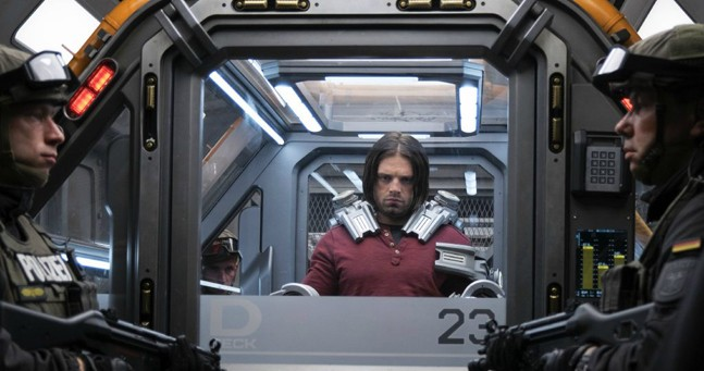 «Первый мститель: Противостояние» — настоящие «Мстители 2»