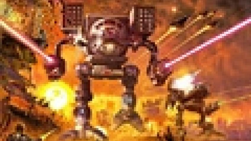 Войны титанов. История вселенной BattleTech и игр по ее мотивам