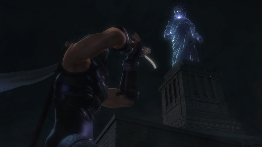 Ninja Gaiden: Master Collection.  Mediocre reissue of legendary games