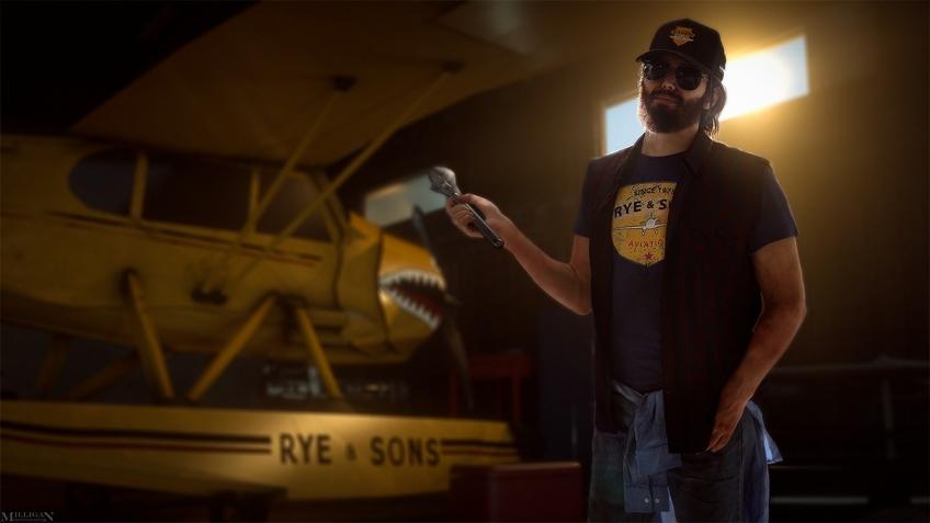 «Ты знаешь, что такое безумие?..» Это косплей по серии Far Cry