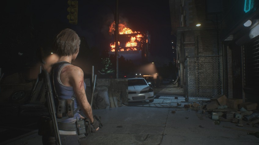 Обзор Resident Evil 3 Remake. Совсем другая игра