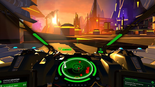 PS VR: первые впечатления