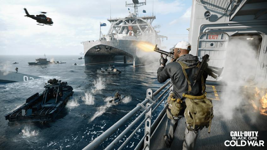 Мы поиграли в бету Call of Duty: Black Ops — Cold War. Интересные эксперименты, банальные проблемы