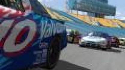 Первый взгляд. NASCAR Racing 2002 Season