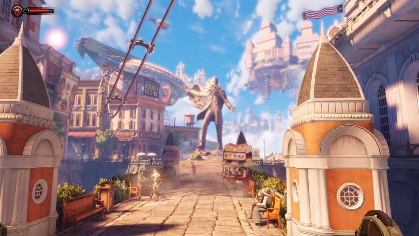 Лучшие игры за 20 лет. Год 2013-й: <br />GTA V, The Last of Us, BioShock Infinite