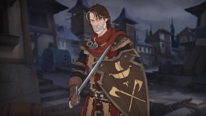 Ash of Gods: Redemption. Младший брат The Banner Saga