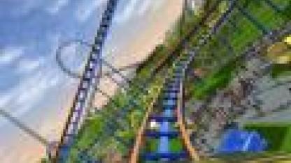 Первый взгляд. RollerCoaster Tycoon3