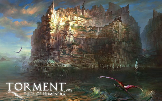 По следам Planescape: Torment. Превью Torment: Tides of Numenera