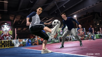 Первые впечатления от FIFA 20 с gamescom. Volta спасёт мир