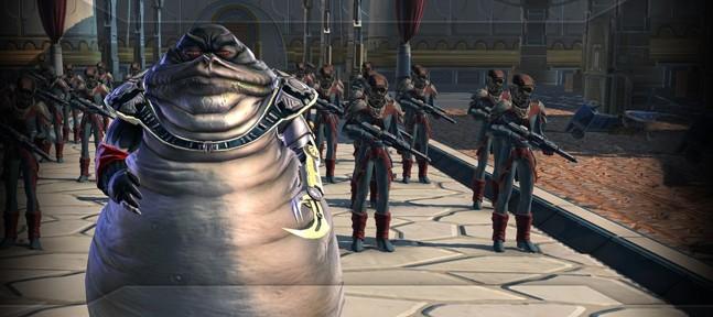 Star Wars: The Old Republic четыре года спустя