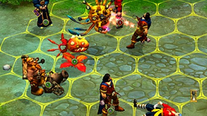 Первые впечатления: King's Bounty: Legions