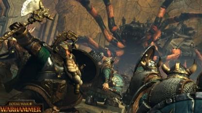Дварфы на автожирах и древние боги. Превью Total War: Warhammer