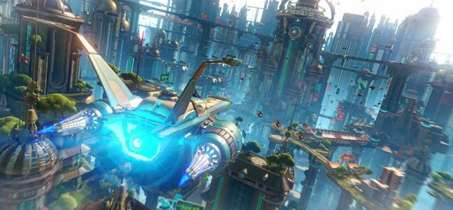 Автостопом по галактике. Обзор Ratchet & Clank