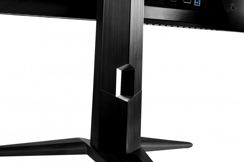 Огромный монитор для игр. Обзор и тест изогнутого 4K-монитора MSI Optix MAG321CURV