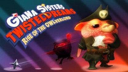 Giana Sisters: Twisted Dreams — Rise of the Owlverlord
