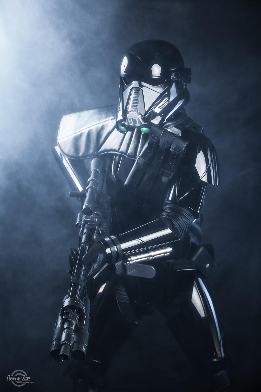 Косплей недели: NieR: Automata, Star Wars, Dead or Alive